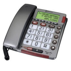 Telefono Amplificato Powertel 49 Plus