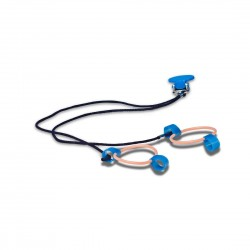 Hucki Sistema Anticaduta Blu Doppio Con Clip