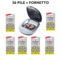 Kit Fornetto Asciugatura Rayovac Extra Advanced Misura 10