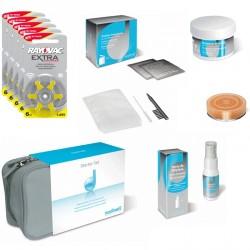 Rayovac Extra Advanced Misura 10 PR70 Colore Giallo kit dry
